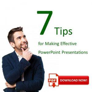 PowerPoint presentation order
