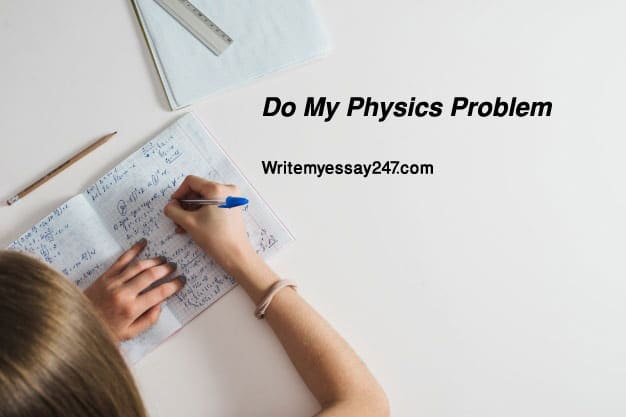 Do My Physics problem