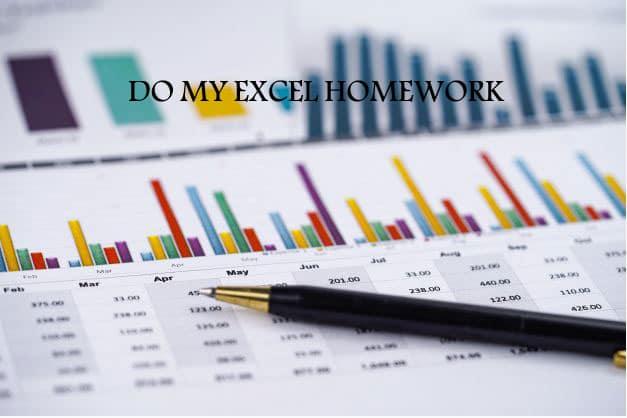 Do My Excel Homework