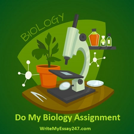 do my biology assignment for me