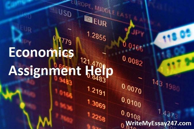 economics homework help at writemyessay247.com