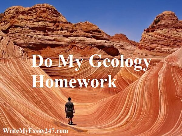 do my geology homework for me