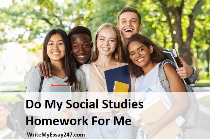 do my social studies homework for me