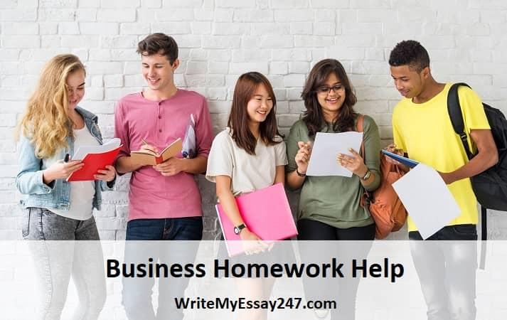 Best Business Homework Help