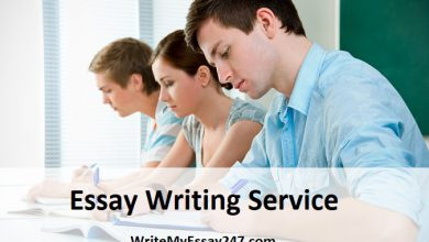 Essay Writing Service at WriteMyEssay247.com