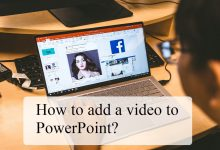 How to add a video to PowerPoint