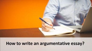 How to write an argumentative essay step by step?
