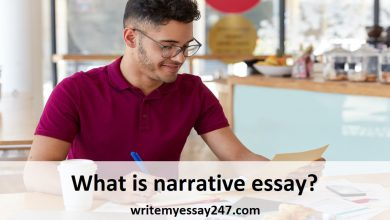What is narrative essay?