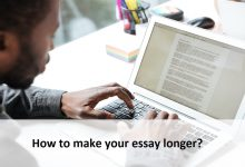 How to make your essay longer