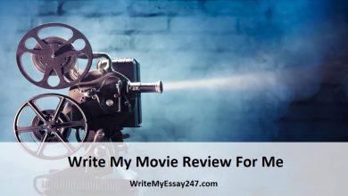 Write My Movie Review
