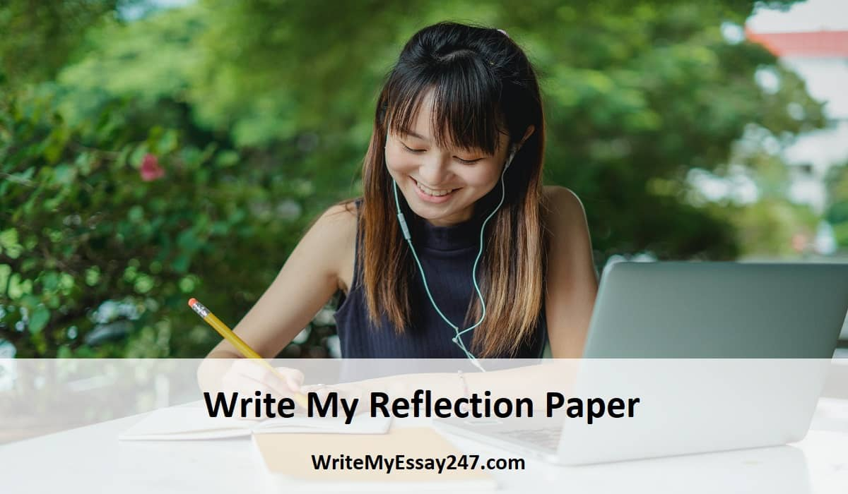 Write My Reflection Paper