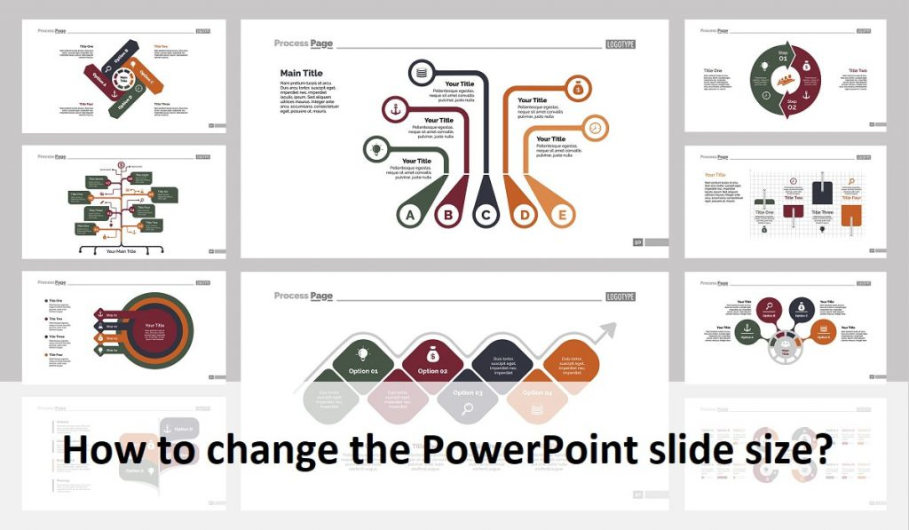 change the PowerPoint slide size